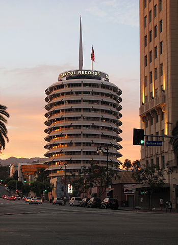 Capital Records Tower