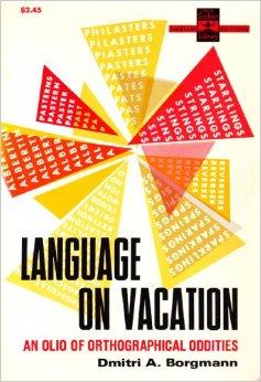 Language on Vacation