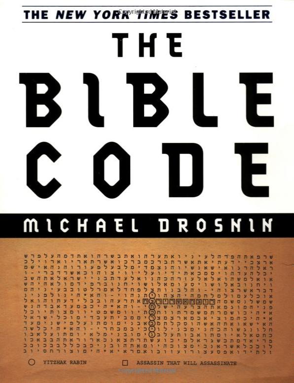 cover van boek over bijbelcodes