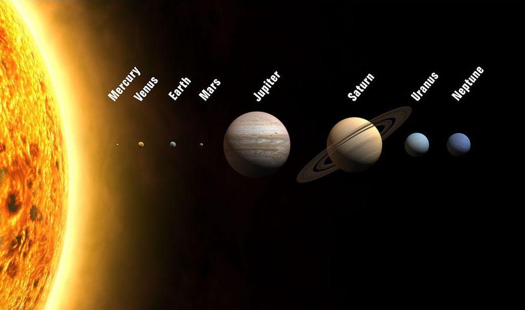 zonnestelsel