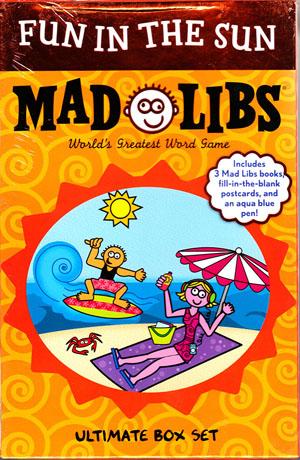 mad libs book#5